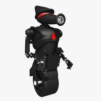 Robot Model 4