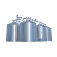 grain drying plant