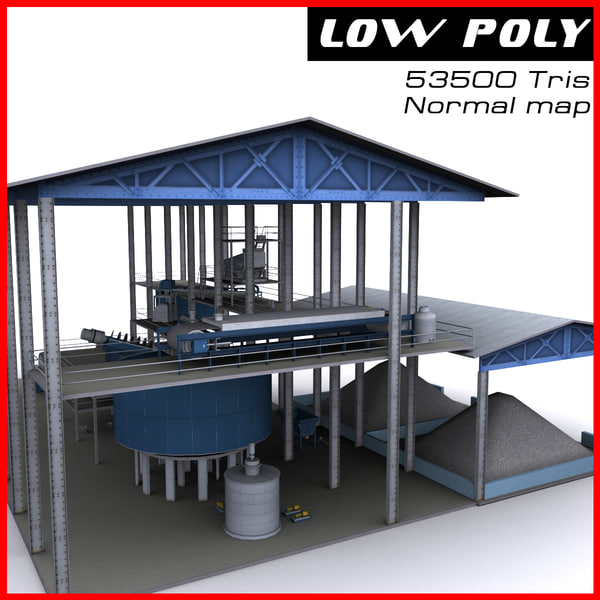 max industrial site