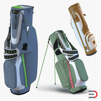 Golf Bags Collection 3