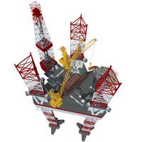 3d jack rig model
