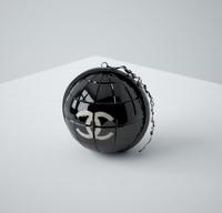 3d model chanel bag