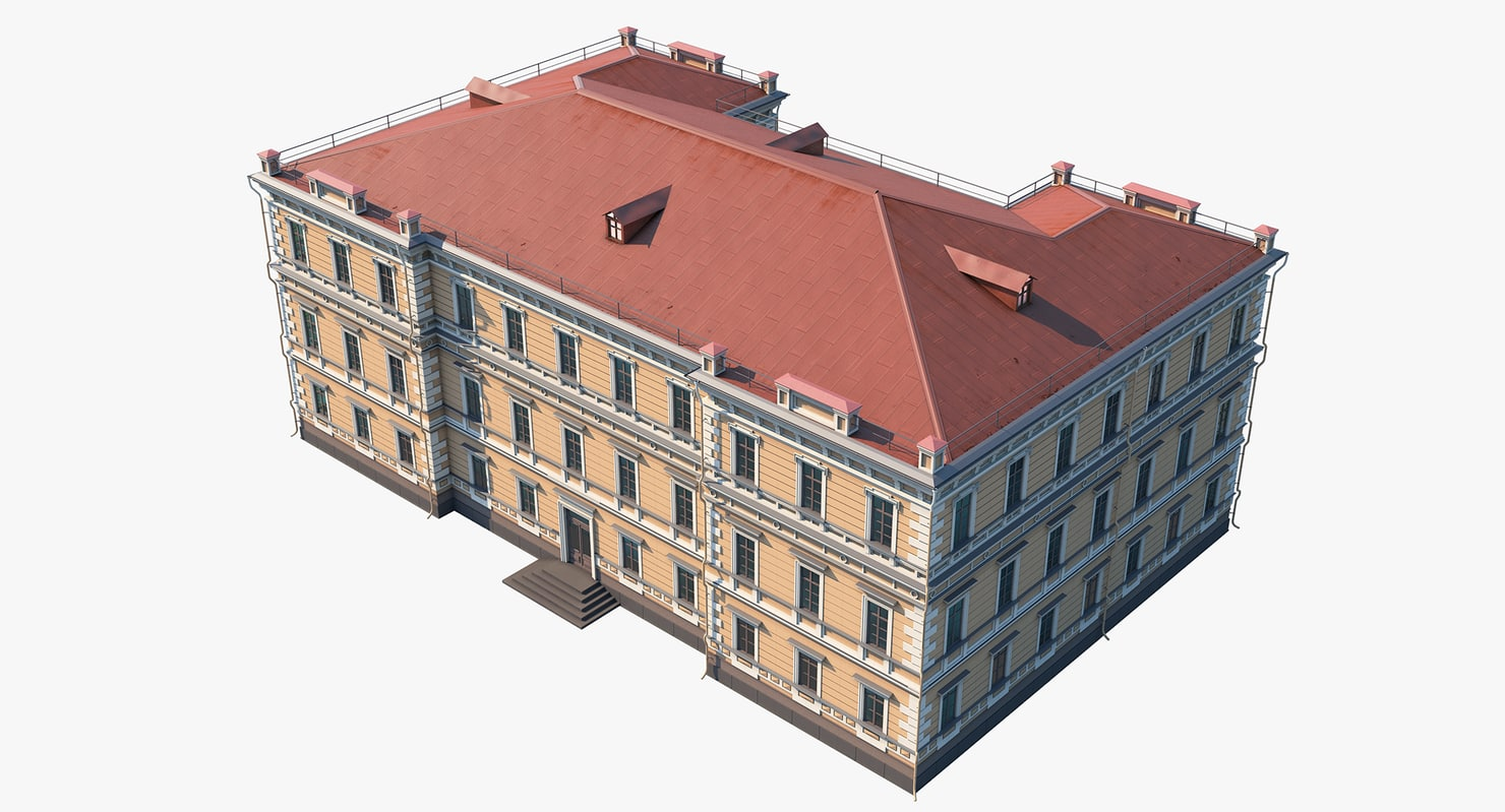 build 3d model