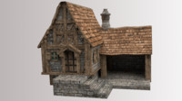 Medieval house(1)