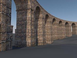 railway bridge 3ds