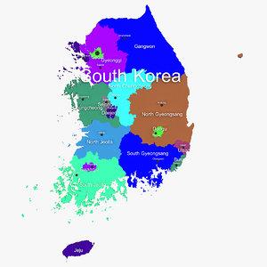 korea south obj