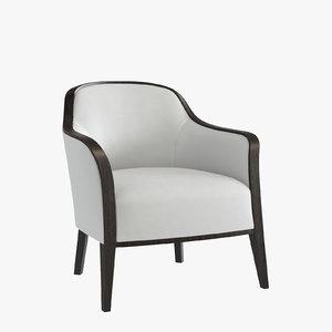 3d wave chair montbel model