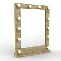 makeup mirror 3d max