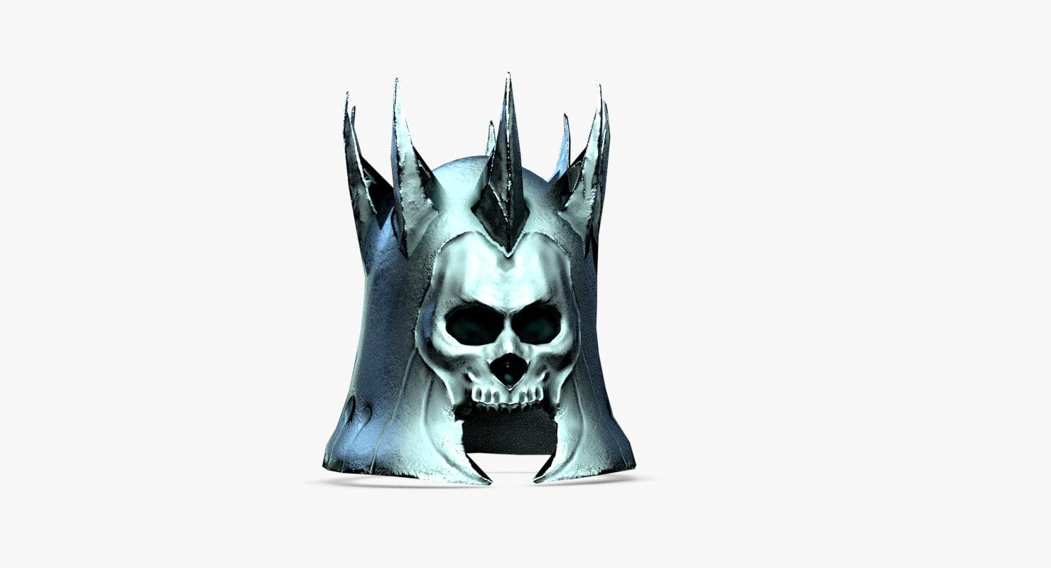 free 3ds mode simple helmet
