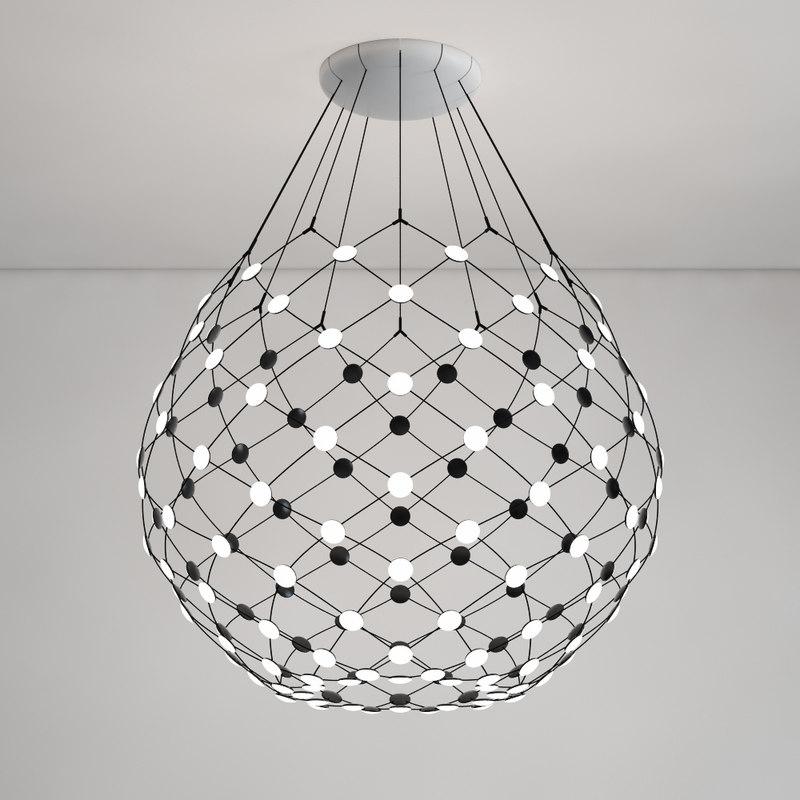 luceplan mesh light max