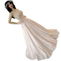 3d fashion zuhair murad wedding model