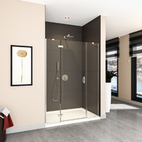 3d model shower cabin bathroom
