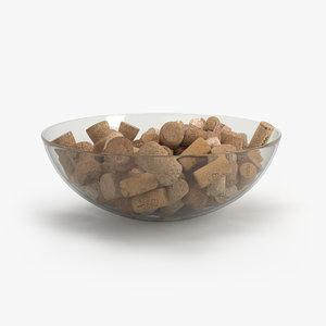 fbx interior bowl corks