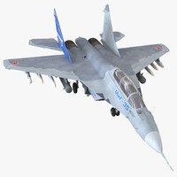 Russian Jet Fighter Mikoyan MiG-35