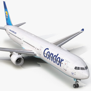 boeing 767-400er condor flugdienst max