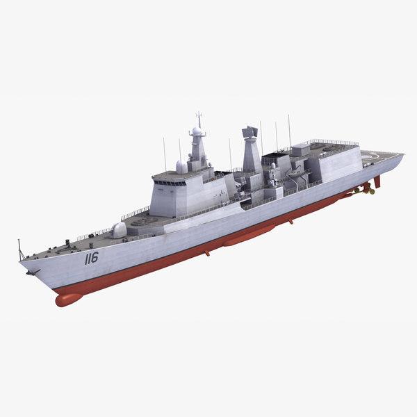 type051c destroyer 3ds