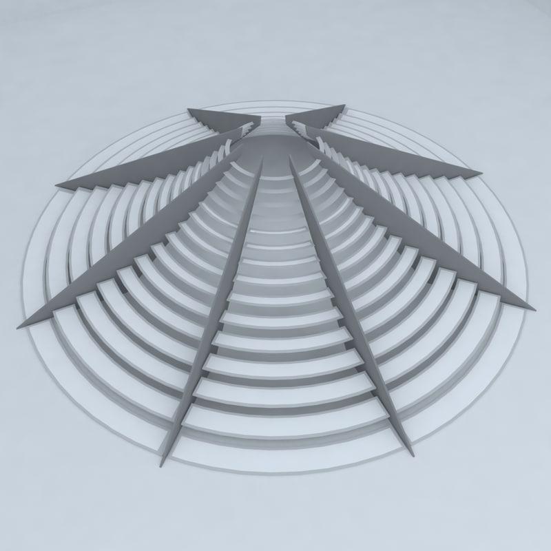 roof design 3d max