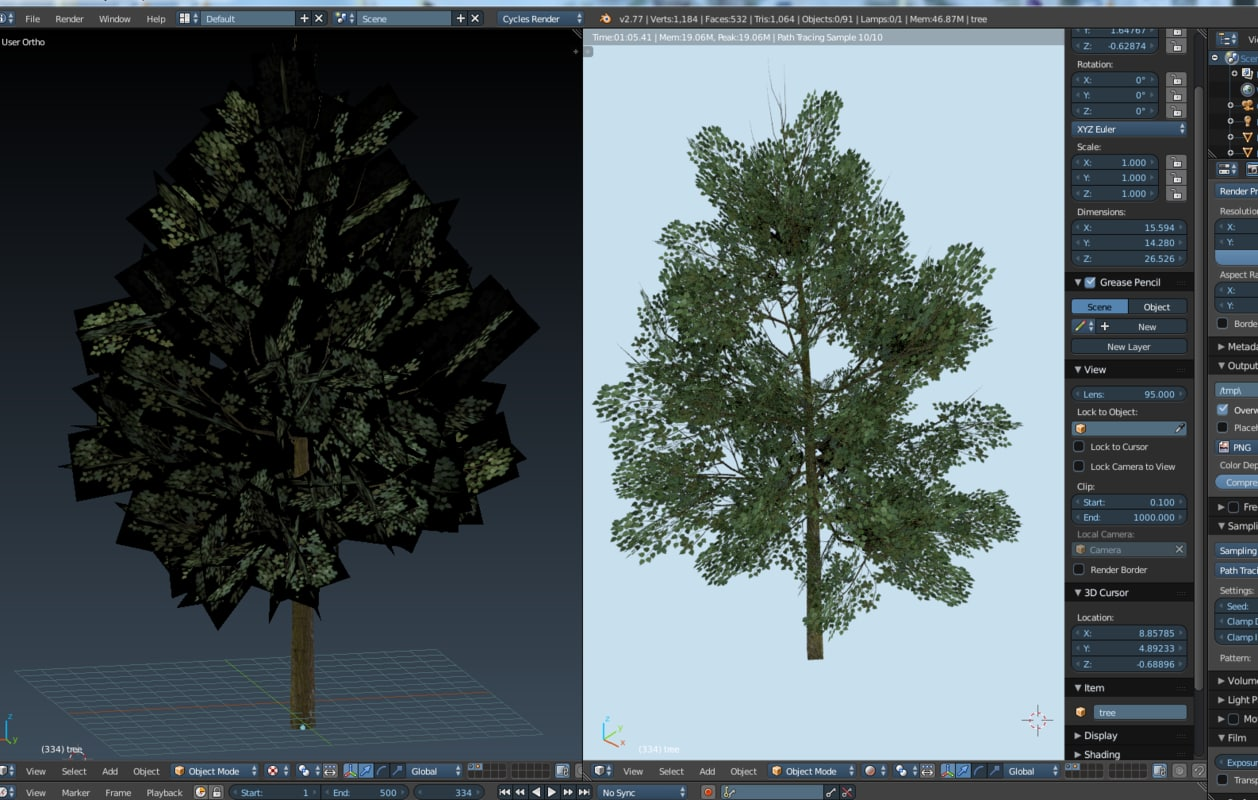 Free 3D Plant Tree Models | TurboSquid