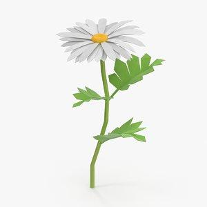 daisy design 3d max