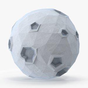 moon design 3d max