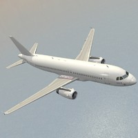 3d airbus a320-232