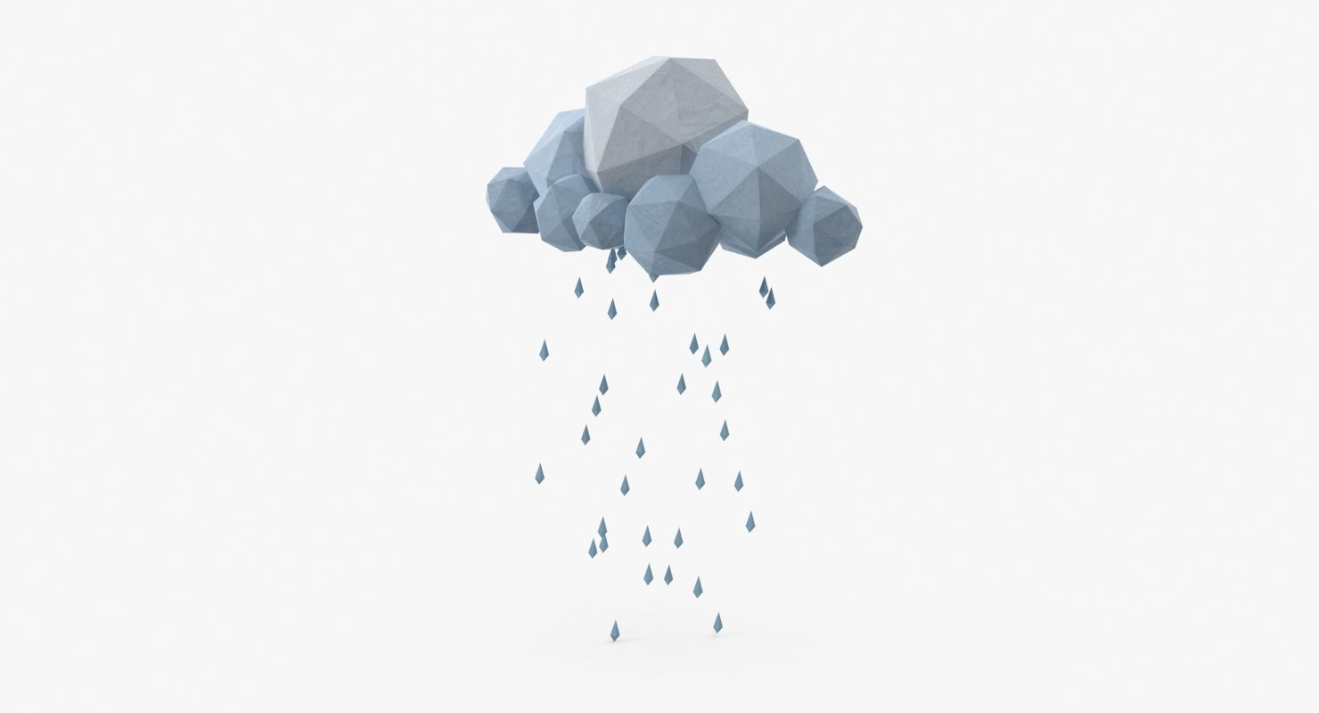 storm cloud 3 3d max