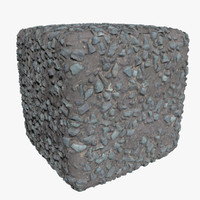 Road Surface - Photogrammetry Texture