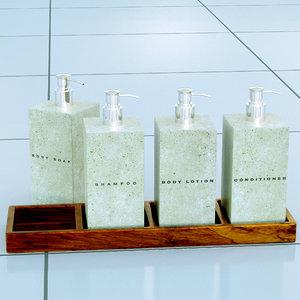 spa body shampoo phial max