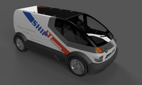 Concept Delivery Van