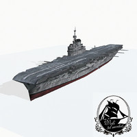 Illustrious-class aircraft carrier