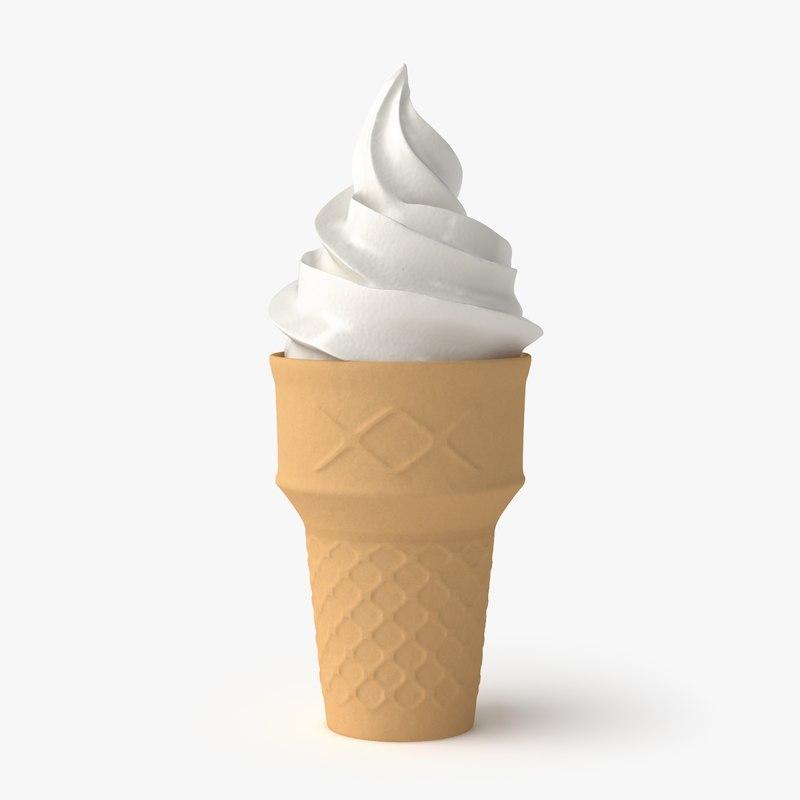 3d ice cream 2