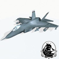 lockheed martin f-35 lightning 3d model