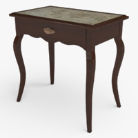 classic console table obj