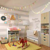 Decorative set for children 3