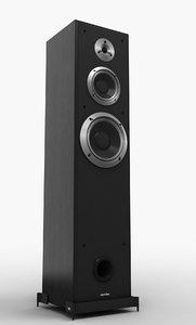 modern speaker max