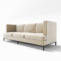 max michael berman pavilion sofa