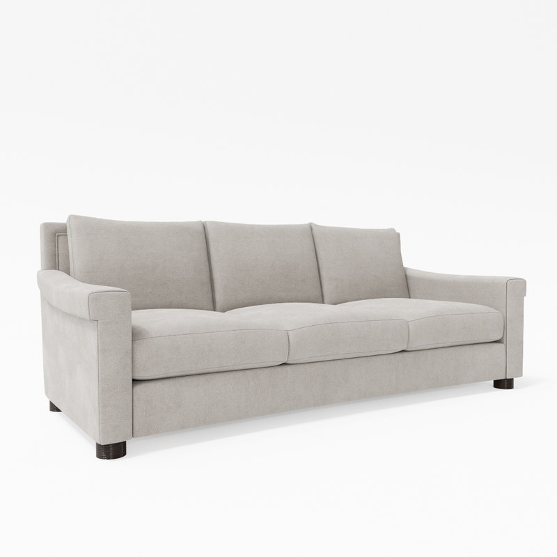 michael berman roosevelt sofa 3d model