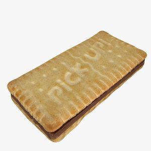 pick biscuit 3d 3ds