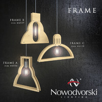 nowodvorski frame lamp 3d model