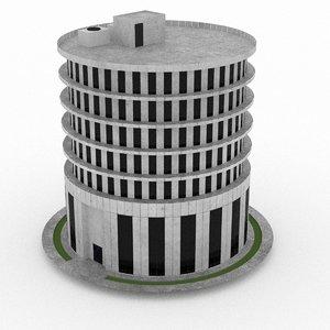 3d office build 20
