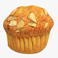 3d c4d cupcake cake cup