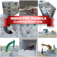 Crushing Plant Bundle