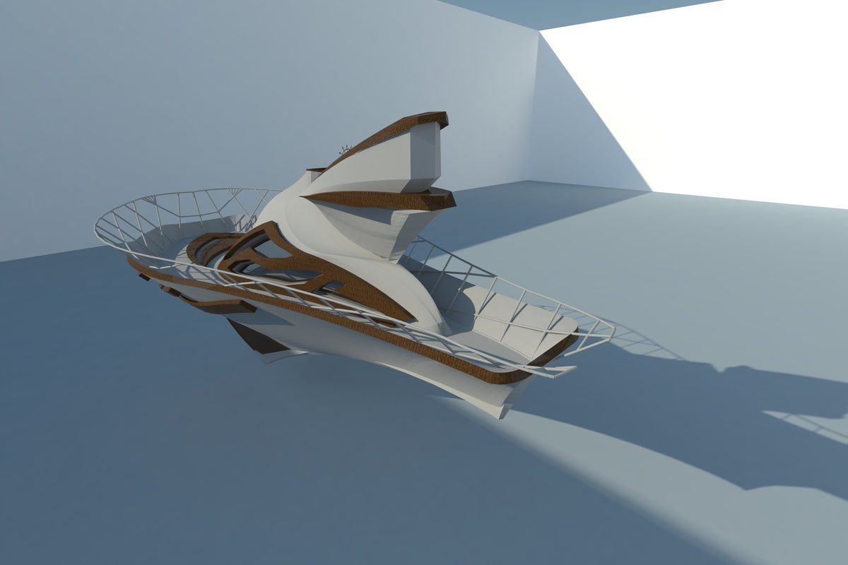 sea boat 3d 3ds