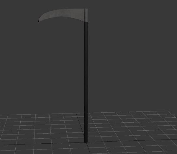 scythe weapon max free