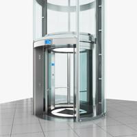 3d elevator