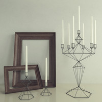 decor candle holder max
