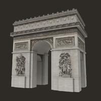 Roman Arc Rome