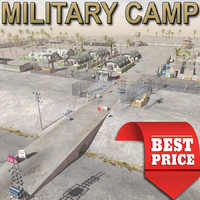 Military Camp - Desert (Multi Format)