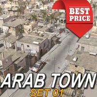 Arab Town-Set01_Max