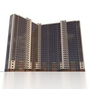apartment building max